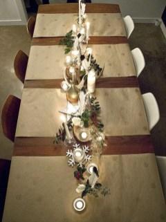 Most Popular Christmas Table Decoration Ideas 22