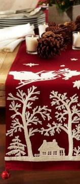 Most Popular Christmas Table Decoration Ideas 29