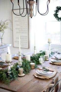 Most Popular Christmas Table Decoration Ideas 33