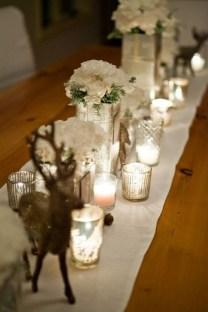 Most Popular Christmas Table Decoration Ideas 38