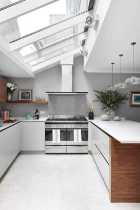 Perfect White Kitchen Design Ideas 18