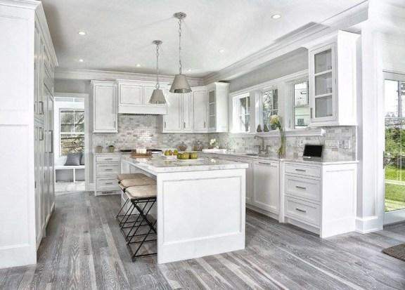 Perfect White Kitchen Design Ideas 29