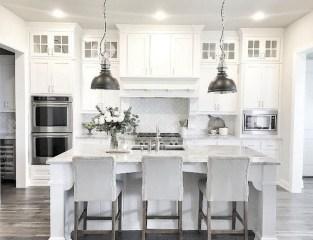Perfect White Kitchen Design Ideas 35
