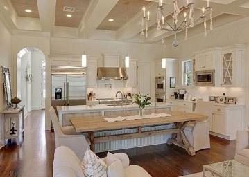 Perfect White Kitchen Design Ideas 43