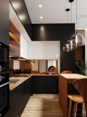 Popular Contemporary Kitchen Design Ideas 48