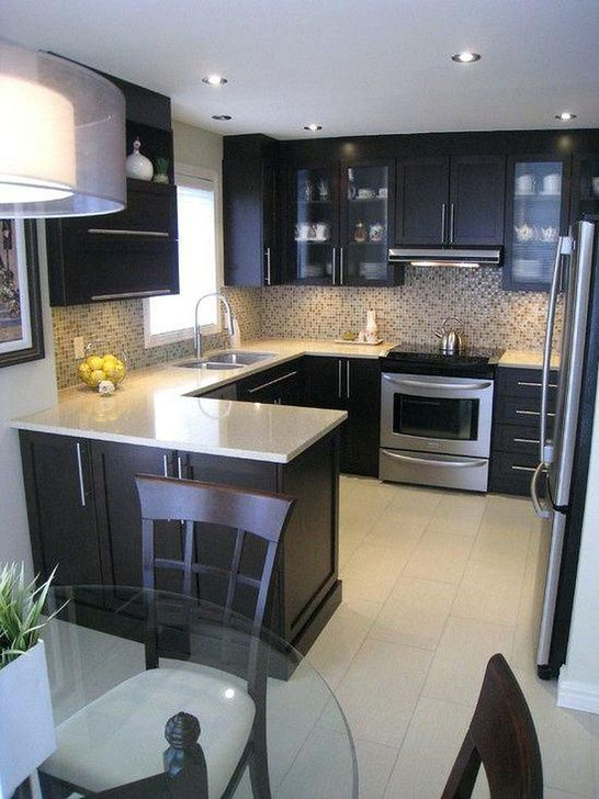 Popular Contemporary Kitchen Design Ideas 60