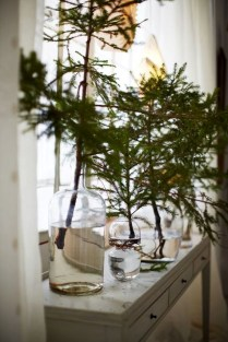 Simple And Easy DIY Winter Decor Ideas For Your Apartment 49