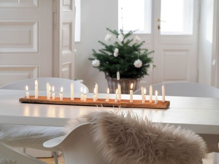 Simple And Easy DIY Winter Decor Ideas For Your Apartment 51