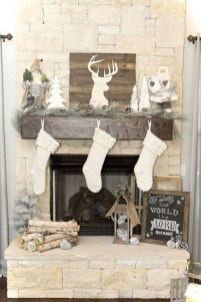 Simple And Easy DIY Winter Decor Ideas For Your Apartment 56