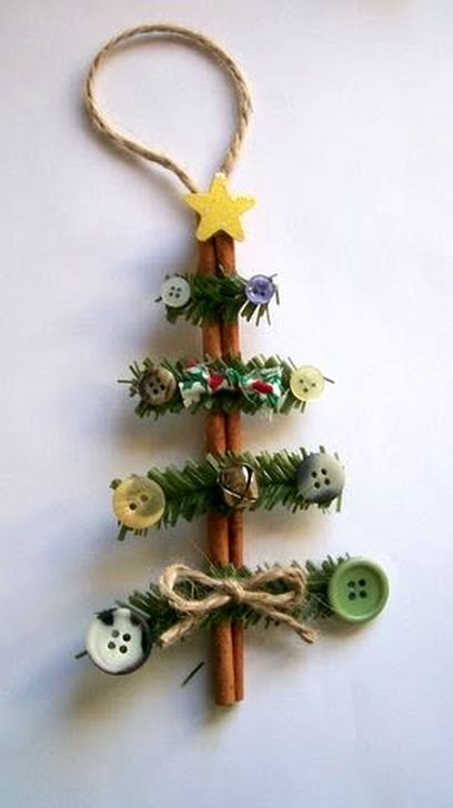 Recycled Christmas Ornaments Ideas.53 Stunning And Unique Recycled Christmas Tree Decoration