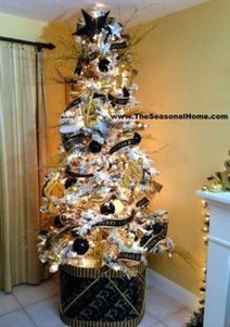 Totally Inspiring Black And Gold Christmas Decoration Ideas31