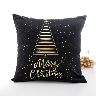Totally Inspiring Black And Gold Christmas Decoration Ideas51
