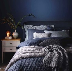 Adorable Bedroom Decoration Ideas For Winter 04