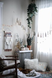 Adorable Bedroom Decoration Ideas For Winter 16