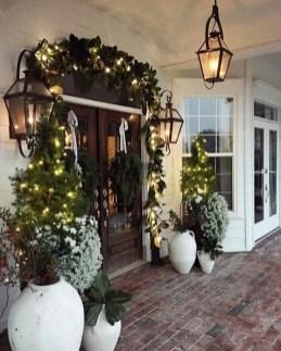 Beautiful Flower Christmas Decoration Ideas 26