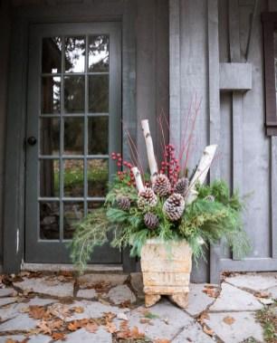 Beautiful Flower Christmas Decoration Ideas 31