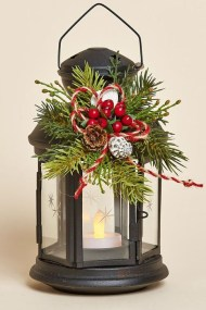 Beautiful Flower Christmas Decoration Ideas 39