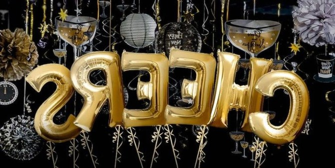 Best Ever New Years Eve Decoration For Your Home 25