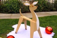 Cozy Outdoor Christmas Decoration Ideas 09