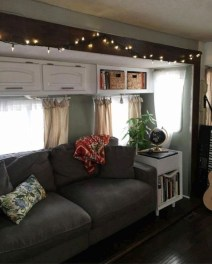Creative RV Remodel Ideas For Christmas 43