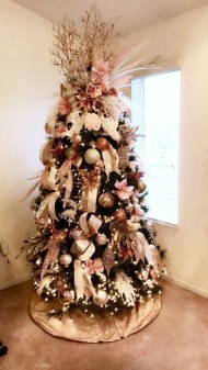 Cute Pink Christmas Tree Decoration Ideas You Will Totally Love 32