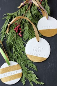 Easy DIY Christmas Ornaments Decoration Ideas 01