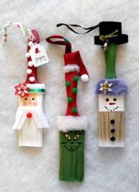 Easy DIY Christmas Ornaments Decoration Ideas 03