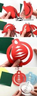 Easy DIY Christmas Ornaments Decoration Ideas 15