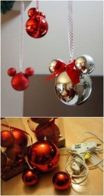 Easy DIY Christmas Ornaments Decoration Ideas 18