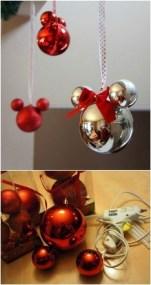 Easy DIY Christmas Ornaments Decoration Ideas 18