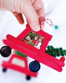 Easy DIY Christmas Ornaments Decoration Ideas 22