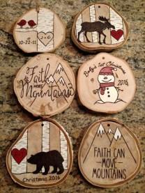 Easy DIY Christmas Ornaments Decoration Ideas 31