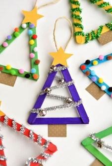 Easy DIY Christmas Ornaments Decoration Ideas 33