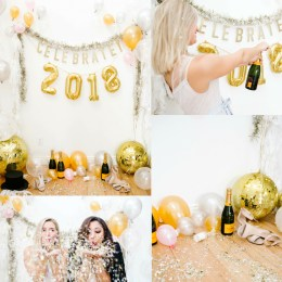 Easy DIY New Years Eve Party Decor Ideas 30