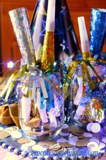 Easy DIY New Years Eve Party Decor Ideas 34