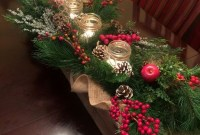 Elegant Christmas Table Centerpieces Decoration Ideas 44