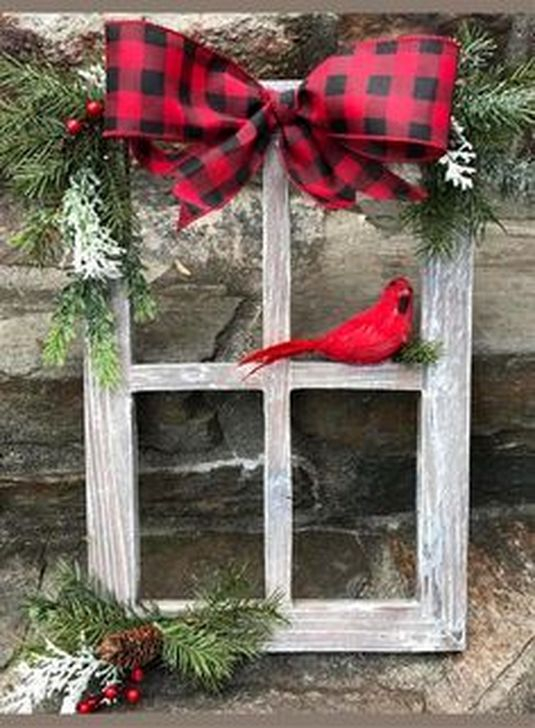Excellent Christmas Wearth Decoration For Your Door 37