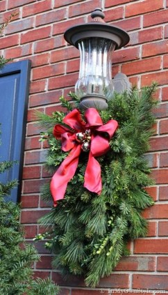 Excellent Christmas Wearth Decoration For Your Door 56