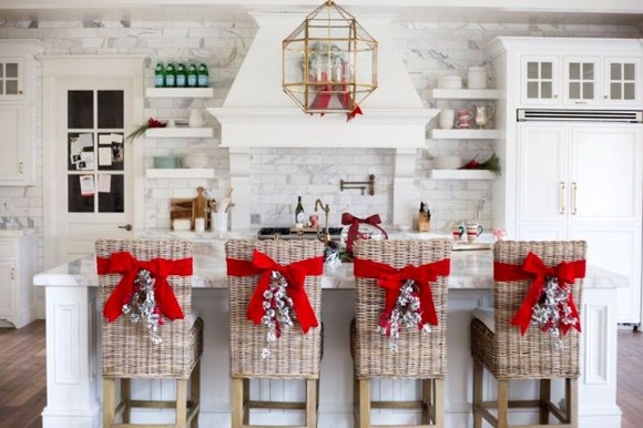 Fabulous Kitchen Christmas Decoration Ideas 38