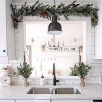 Fabulous Kitchen Christmas Decoration Ideas 48