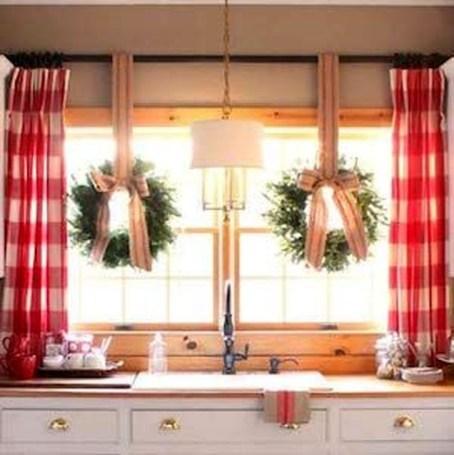 Fabulous Kitchen Christmas Decoration Ideas 50