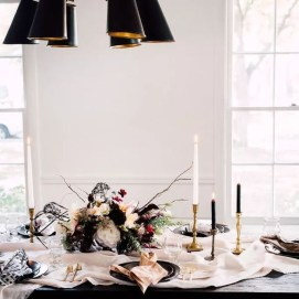 Fantastic New Years Eve Party Table Decoration Ideas 20