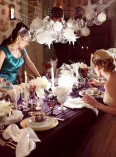 Fantastic New Years Eve Party Table Decoration Ideas 27