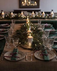 Fantastic New Years Eve Party Table Decoration Ideas 34