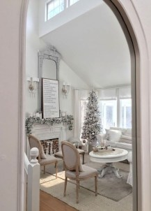 Inspiring Christmas Decoration Ideas For Your Living Room 01