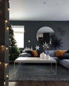 Inspiring Christmas Decoration Ideas For Your Living Room 02