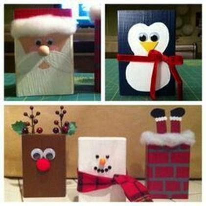 Inspiring Wooden Winter Decoration Ideas 09
