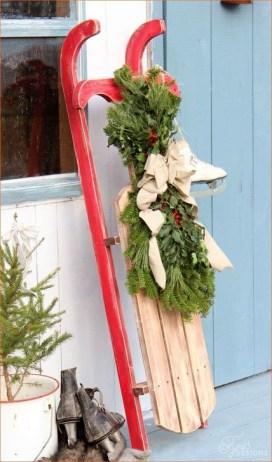 Inspiring Wooden Winter Decoration Ideas 26