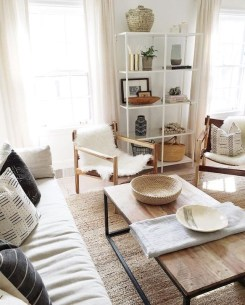 Lovely Neutral Decoration Ideas For Your Living Room 14