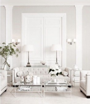 Lovely Neutral Decoration Ideas For Your Living Room 18